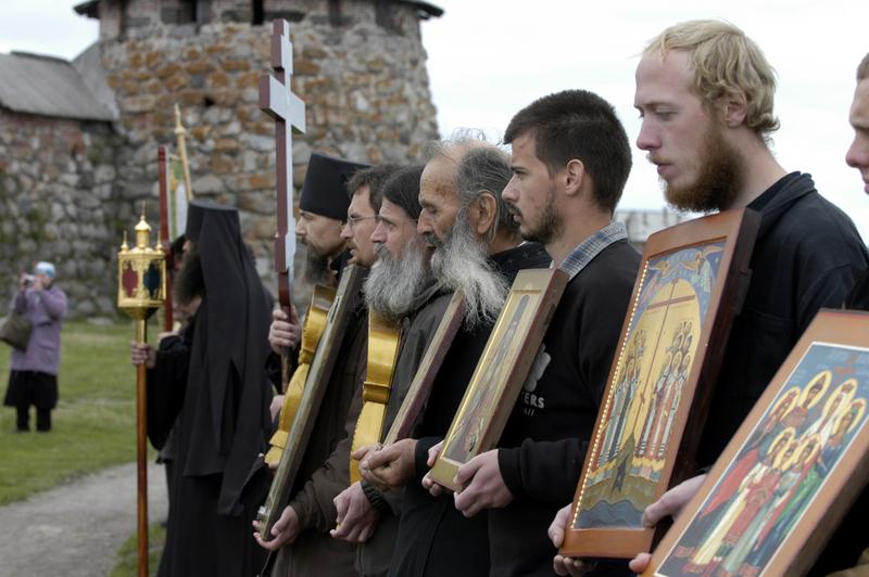 I dag er Solovki igjen tatt i bruk som kloster, og mange av ikonene er tilbakeført